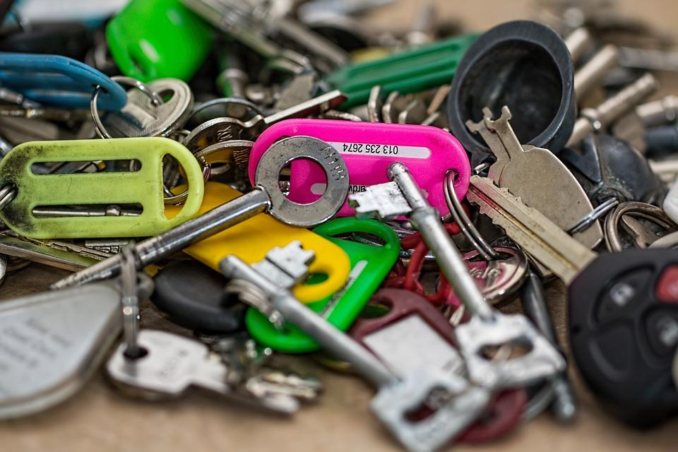 Les clés dans le secteur de l'automobile